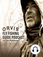 Tom's Ten Tips for Fishing Low Water