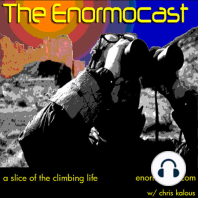 Episode 56: Live Enormocast from Bonfire Coffee.: On Episode 56 (not 55!) of the Enormocast, I fight the sound of the clinking coffee cups and the hiss of the espresso machine to bring you a Live Enormocast from Bonfire Coffee in Carbondale. The winds of 5Point Film Festival brought my three guests to...