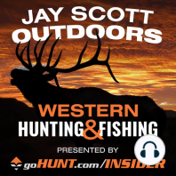 118: Craig Steele talks Predator Hunting and How to select a Big Game Guide for a Hunt: Join Western Big Game Hunting Guide Jay Scottas he talks with professional guide Craig Steele. In this episode we discuss, predator hunts, prime time calling situations, Grey Fox, coyotes, bobcat, foxes and Mountain lion, how far will they come and how...