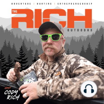 EP 258: Willi Schmidt of Pure Hunting: Welcome to The Rich Outdoors Podcast. Today I am joined by Willi Schmidt of Pure Hunting. Willi is a diehard elk hunter who has just relocated up to Montana and we got the chance to sit down and BS about chasing big bulls and chasing one's dreams.