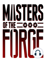 Masters of the Forge - Episode 032 - Kor Megron's Warband vs Ultramarine's 2nd Company