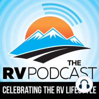 Living out your RV Bucket List: In this week's podcast, we introduce you to two of our RVing friends, Jeff and Deb Spencer, who live and work fulltime in their RV, traveling all across the country checking off their bucket list as they pursue their passion of endurance running and vi...