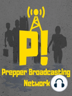 Roving Reporter Prepper Products with Reality Check on PBN
