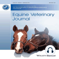 EVJ Podcast, No 20, June 2017- Myofibrillar myopathy in Warmblood horses (S. Valberg) & Acquired equine polyneuropathy in Norwegian horses (S. Hanche-Olsen): In this edition of the EVJ podcast, Stephanie Valberg discusses their paper, entitled Clinical and histopathological features of myofibrillar myopathy in Warmblood horses' and Siv Hanche-Olsen discusses their paper 'Long-term follow-up of Norwegian horse...