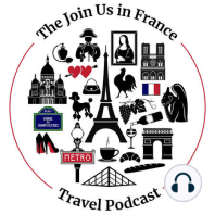 From Ballet to Cabaret in Paris, Episode 53: Jessica Terrier is a young tour guide in Paris who takes us on a walk in Paris from the Ballet to the Cabaret with stops at the Palais Royal, the Opéra Gargner, the Grand Boulevards, the Folies Bergères, and her favorite café.