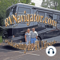 RV Navigator Episode 42 – Home at the Stampede: Early in the month was on the road at the Calgary Stampede.  Although  novices, we enjoyed our rodeo experience.  The Stampede is not just a rodeo however so we learned alot too. Our technology has been updated with new iPhones so we have much to share.