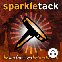 Sparkletack weekly timecapsule podcast, San Francisco October 13-19: A weekly handful of weird, wonderful and wacky happenings dredged up from the kaleidoscopic depths of San Francisco history.   October 18, 1851    On this date, after endless politicking and interminable delay, the mail ship Oregon steamed [...]