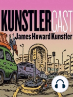 KunstlerCast 231 -- Conversation with Tad Padzek of the University of Texas