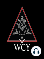 Whence Came You? - 0065 - The Knight Templar Degree