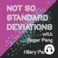 58 - It's Conference Season: Hilary and Roger discuss design and data analysis, the recent Women in Analytics Conference at Facebook, presentation formats, and the value of PhD training. Show notes:  Hilary's presentation slides  Roger's blog post on Simply Statistics Stacked pie...