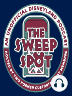 The Sweep Spot # 198 - Christmas Time Musical Tour of Disneyland