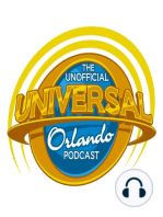 Unofficial Universal Orlando Podcast #284 - Top 5 In Park Places To Eat