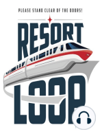 ResortLoop.com Episode 410 - Breakfast Instead Of Rope Drop?