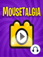 Mousetalgia Episode 166 - First trip to Walt Disney World