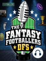 Fantasy Football DFS Podcast - Important DFS Lessons Learned