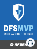 DFS Most Valuable Podcast -- DFS RB Strategy 2016
