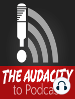 Soundboard 2.0, Podcaster's Theme for WordPress, and Pasting in Audacity – TAP020