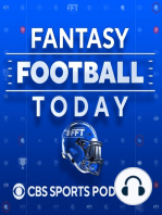 11/10 Fantasy Football Podcast