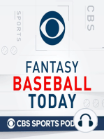 08/22 Fantasy Baseball Podcast