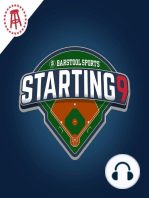 Starting 9 Episode #68 - Paxton Trade, Beltre Retires & Billy Corben