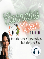 Who is the Host of Cannabis Queen Radio®?