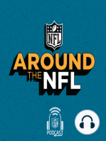 Sam Darnold Talk With Rotoworld's Josh Norris & Marc's USO Trip