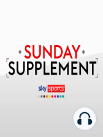 Sunday Supplement - 13th August