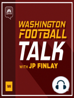 Walking through some top-of-the-draft scenarios for the Redskins and an Eagles update from a Philly reporter