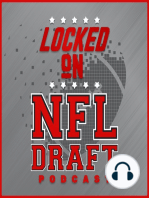 Locked on NFL Draft - 3/17/18 - BREAKING NEWS - Jets trade up to 3, Colts back to 6