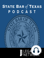 The State Bar of Texas Podcast Trailer