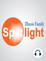 """A Creche on Display in the Illinois Capitol"" (Illinois Family Spotlight #073)"