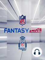 Pro Bowl Week NFL Fantasy Live Hour 1