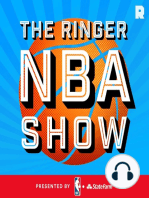 Spurs in Danger, Lillard Elevates, Unpredictable Playoff Picture, and Prospects on Display | The Ringer NBA Show (Ep. 227)