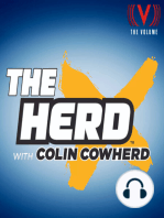 Patriots, Browns, trade deadline, NFL stats, and the Herd hierarchy