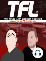 The Final Lap Weekly #263 NASCAR Podcast - Greg Stumpff The Helmet Guy / Chicagoland Nationwide Series Preview