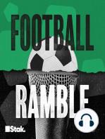 A very live Ramble Part 2