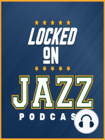 LOCKED ON JAZZ - April 20th - Thunder final 7 minutes of offense, guess on adjustments and PAAC Friday