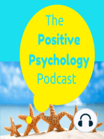 012 - Backstage Positive Psychology with Aaron Jarden - The Positive Psychology Podcast