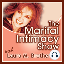 """038: The Good Girl Syndrome: In this episode #038 """"The Good Girl Syndrome"""" on """"The Marital Intimacy Show,"""" intimacy expert, Laura M. Brotherson addresses one of the most pervasive and often unacknowledged sources of sexual dissatisfaction in marriage."""