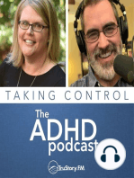 Celebrating your ADHD Strengths and Beating the Negative Spiral!