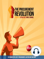 "Recovering from Procurement KPI ""Side Effects"" w/ Bertrand Maltaverne"
