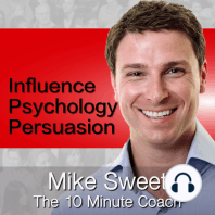 004 - Commitment and Consistency Principle: This is session number 004 of the Influence Psychology and Persuasion podcast. In this show, I'll be talking all about the commitment and consistency principle. This a Psychological principle details by Robert Cialdini and it has so many interesting...