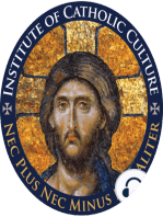 The Monastic Tradition – Part Three