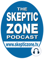 The Skeptic Zone #507 - 8.July.2018