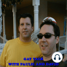 "Gay TalkPodcast #356: Come with the boys and celebrate pride week where they discuss Sodomy obsessed GOP, bad homophobic pranks and a Scottish Trans woman branded a witch. Paulie takes you to Spain with Falcon's ""Madrid Sexy"", 3.5 splats with 8 very hot European men and..."
