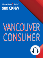 Vancouver Consumer - September 22, 2018 - Claire Newell with Travel Best Bets