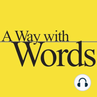 A gift for your language nerd!: Keep those AWWW podcasts coming all year long...