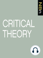 "Andrew Cole, ""The Birth of Theory"" (U. of Chicago Press, 2014)"