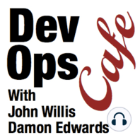 """DevOps Cafe Ep. 62 - Guests: Mary and Tom Poppendieck: John and Damon talk to Mary and Tom Poppendieck about their groundbreaking work translating Lean product developmentprinciples to software development, """"The Seven Deadly Sins"""", containers to reduce friction, their best-selling books, and what..."""