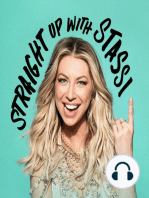Stassi prepares for a natural disaster and bids farewell